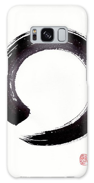 Enso - Embracing Imperfection Galaxy Case