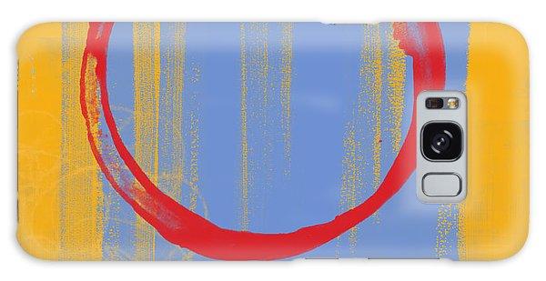 Enso Galaxy Case by Julie Niemela