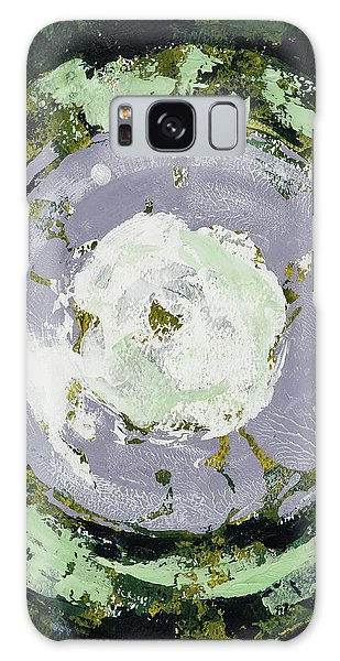 Enso Of Lavender Galaxy Case