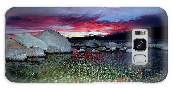 Enter A Tahoe Dream Galaxy Case