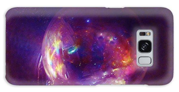 Entering A Wormhole  Galaxy Case