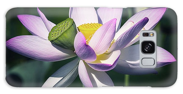 Galaxy Case featuring the photograph Entwined... by Cindy Lark Hartman