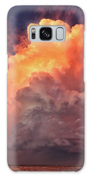 Epic Storm Clouds Galaxy Case