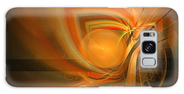 Equilibrium - Abstract Art Galaxy Case