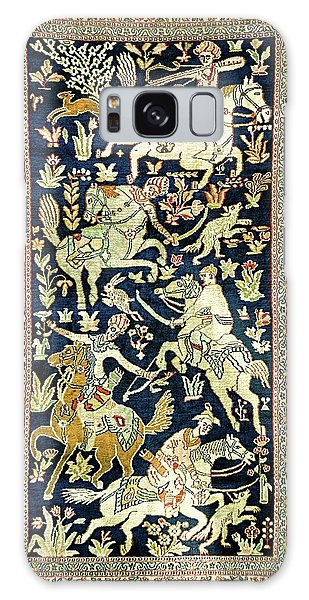 Equine Tapestry Galaxy Case