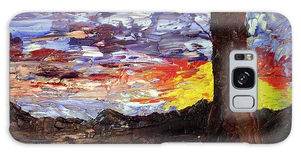 Erda Sunset Galaxy Case