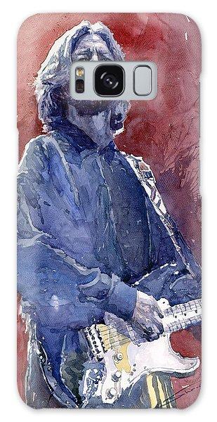Eric Clapton Galaxy Case - Eric Clapton 04 by Yuriy Shevchuk