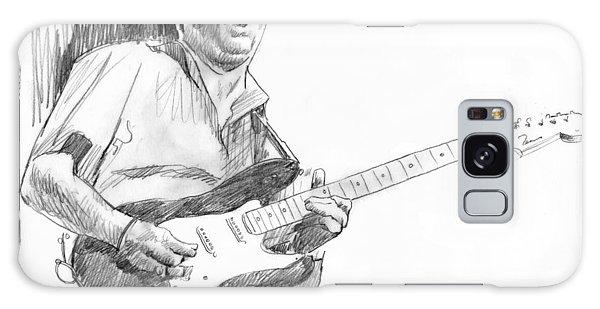 Eric Clapton Galaxy Case - Eric Clapton Jam by David Lloyd Glover