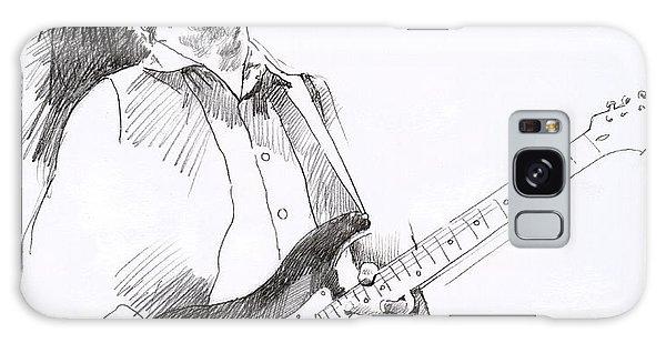 Eric Clapton Galaxy Case - Eric Clapton Joy by David Lloyd Glover
