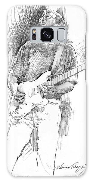 Eric Clapton Galaxy Case - Eric Clapton Strat by David Lloyd Glover