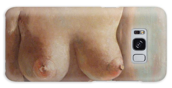 Erotic Nude Galaxy Case