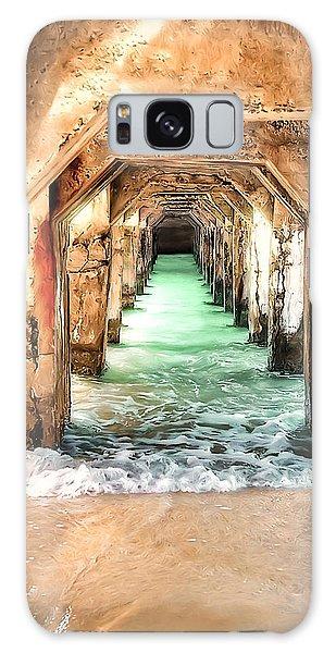 Escape To Atlantis Galaxy Case