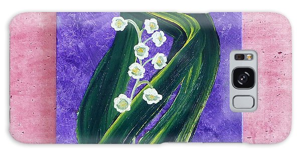 Escaping Winter Lilly Of The Valley Galaxy Case