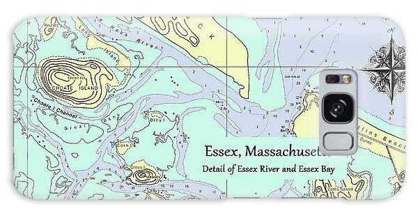 Essex River Detail Galaxy Case