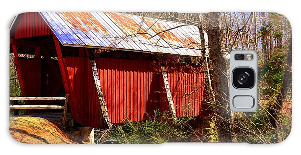 Est. 1909 Campbell's Covered Bridge Galaxy Case