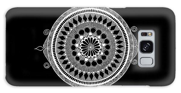 Galaxy Case - Estrella Mandala by Anmol Jauher