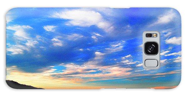Estuary Skyscape Galaxy Case