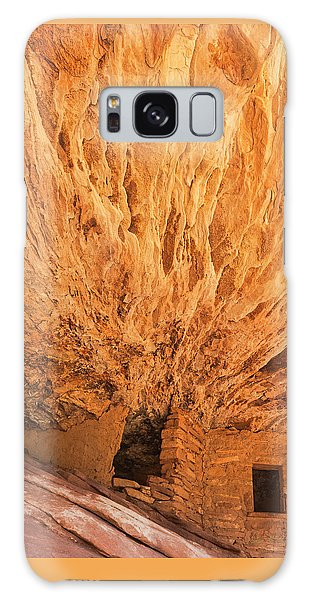 Eternal Flames Galaxy Case