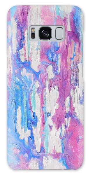 Eternal Flow Galaxy Case by Irene Hurdle