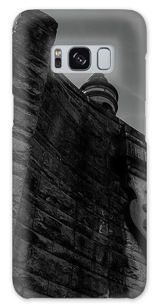 Eternal Stone Structure Bw Galaxy Case