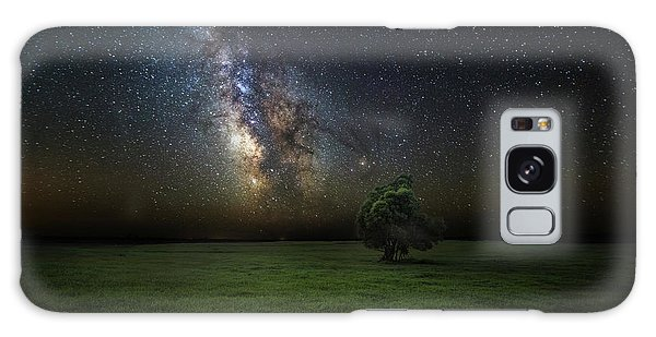 Eternity Galaxy Case by Aaron J Groen