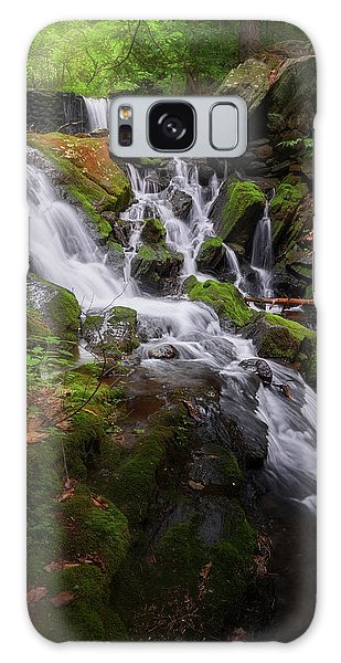 Galaxy Case featuring the photograph Ethereal Solitude by Bill Wakeley