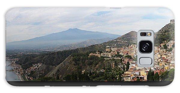 Etna E Taormina Galaxy Case