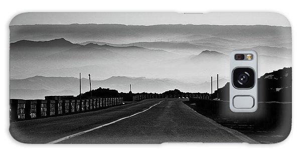Etna Road Galaxy Case