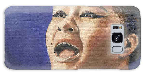 Etta James Galaxy Case