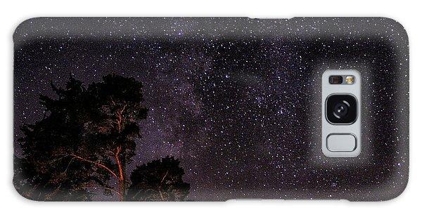 Eucalyptus Galaxy Galaxy Case