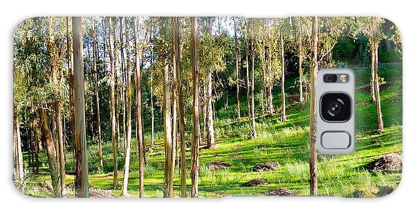 Eucalyptus Galaxy Case