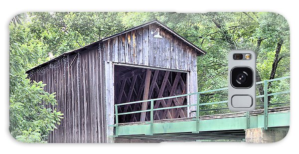Euharlee Creek Covered Bridge Galaxy Case