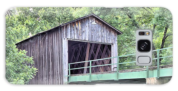 Euharlee Creek Covered Bridge Galaxy Case