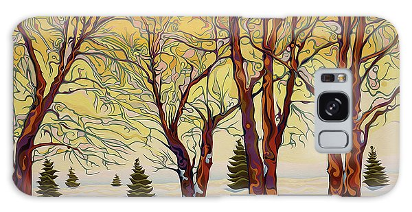 Euphoric Treequility Galaxy Case