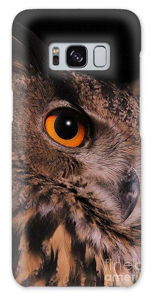 Eurasian Eagle-owl Galaxy Case