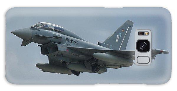 Eurofighter Ef2000 Galaxy Case by Tim Beach