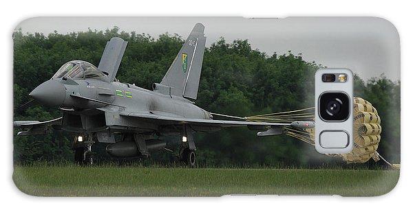 Eurofighter Typhoon Fgr4 Galaxy Case by Tim Beach