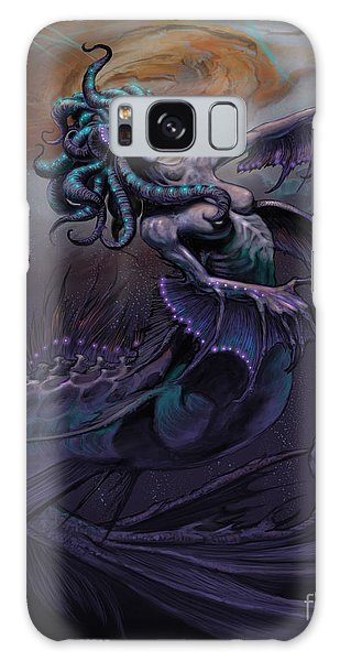 Europa Mermaid Galaxy Case