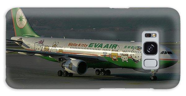 Eva Air Airbus A330-203 Galaxy Case by Tim Beach
