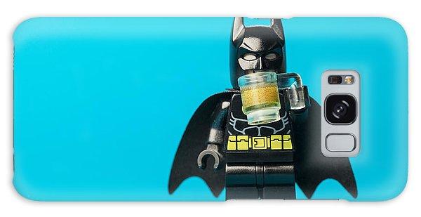 Figures Galaxy Case - Even Batman Needs A Beer by Samuel Whitton