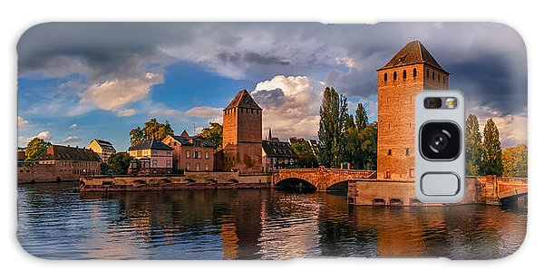 Evening After The Rain On The Ponts Couverts Galaxy Case