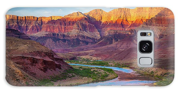Southwest Usa Galaxy Case - Evening At Cardenas by Inge Johnsson