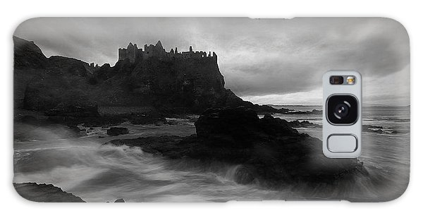 Evening At Dunluce Galaxy Case by Roy  McPeak
