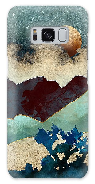 Landscapes Galaxy Case - Evening Calm by Spacefrog Designs