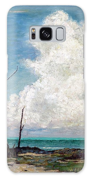 Evening Cloud Galaxy Case