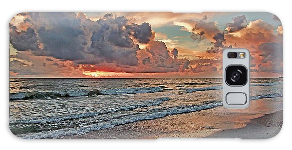 Evening Clouds Galaxy Case by HH Photography of Florida