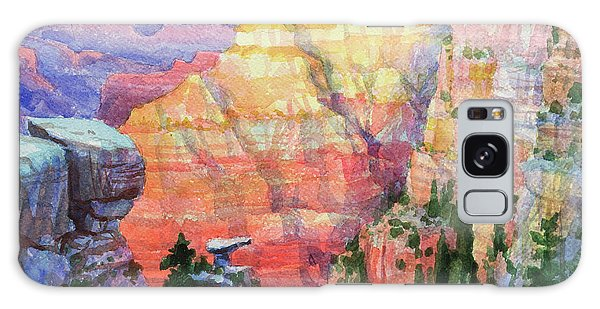 Layers Galaxy Case - Evening Colors  by Steve Henderson