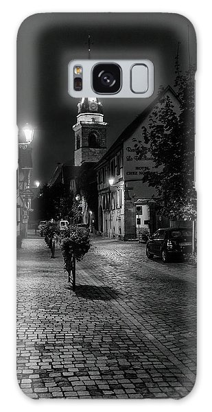 Evening In Bergheim Galaxy Case by Alan Toepfer