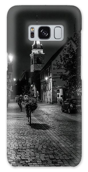 Evening In Bergheim Galaxy Case by Alan Toepfer
