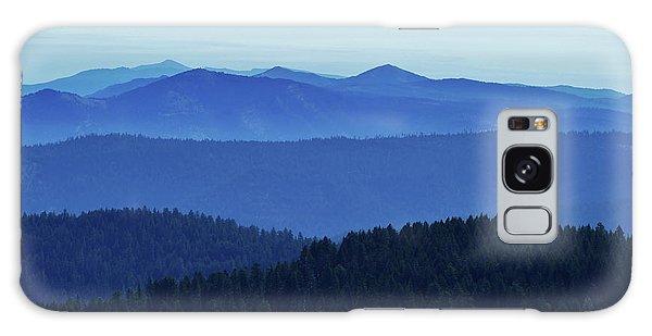 Oregon Blues  Galaxy Case
